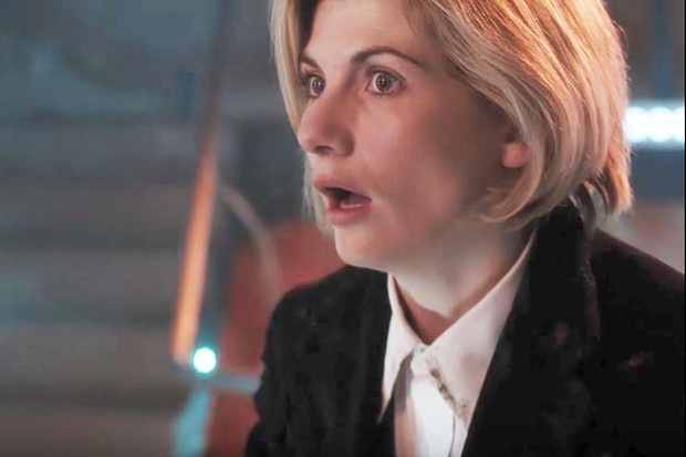 Image result for thirteenth doctor san diego