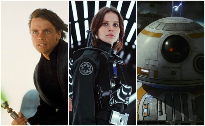 Star Wars through the ages (Lucasfilm, HF)