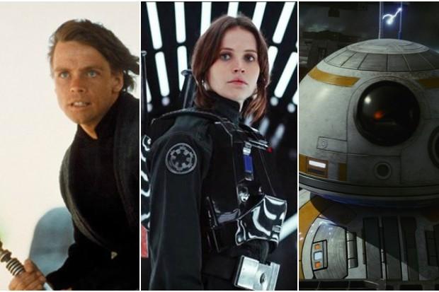 1 Star Wars stuff