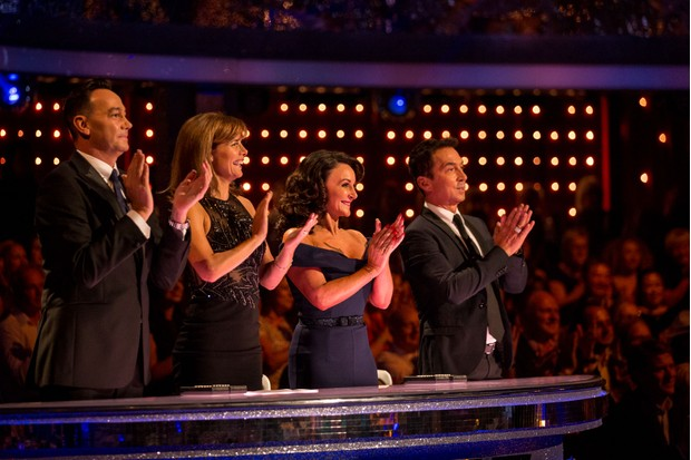 Strictly Come Dancing judges (BBCPictures,mh)