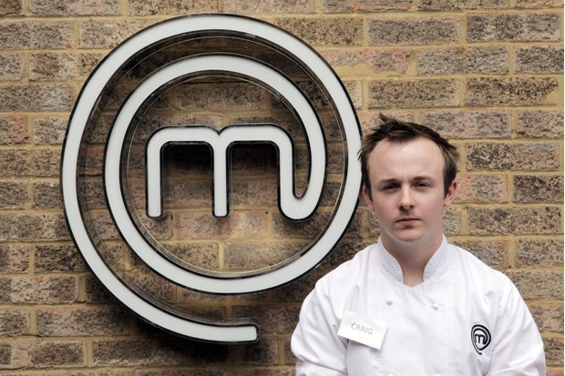WARNING: Embargoed for publication until 00:00:01 on 31/10/2017 - Programme Name: Masterchef: The Professionals - TX: n/a - Episode: n/a (No. n/a) - Picture Shows: Craig - (C) Shine TV Ltd - Photographer: Production (BBC, TL)