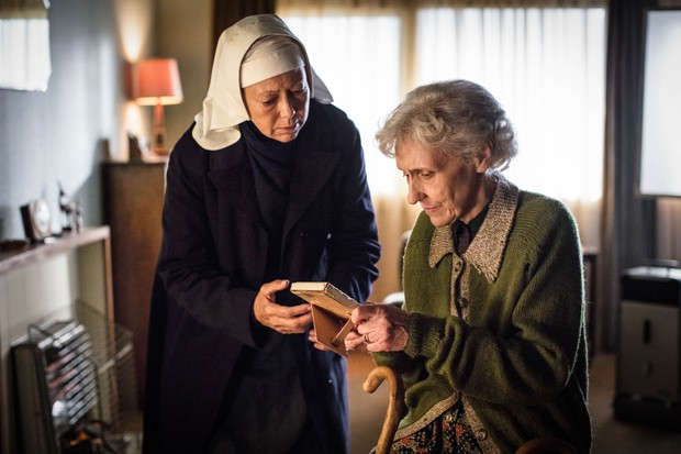 Anita Dobson as Mabel in Call the Midwife