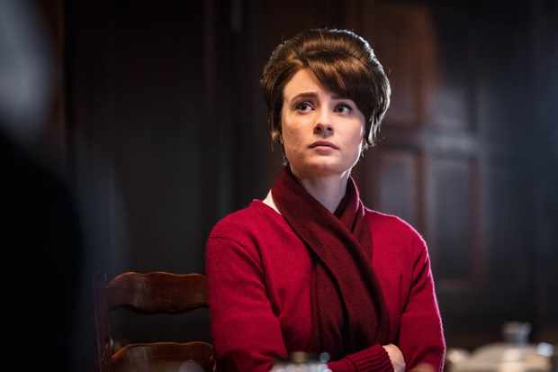 Nurse Valerie Dyer in Call the Midwife