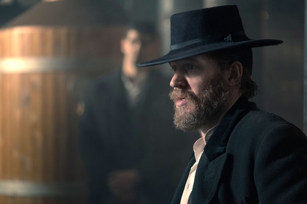 How Peaky Blinders Series 5 Will Move On Without Alfie Solomons Creator Steven Knight Explains What Happens After Death Of Alfie Solomons Radio Times
