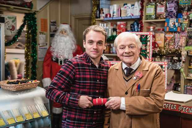 Still Open All Hours Christmas 2017