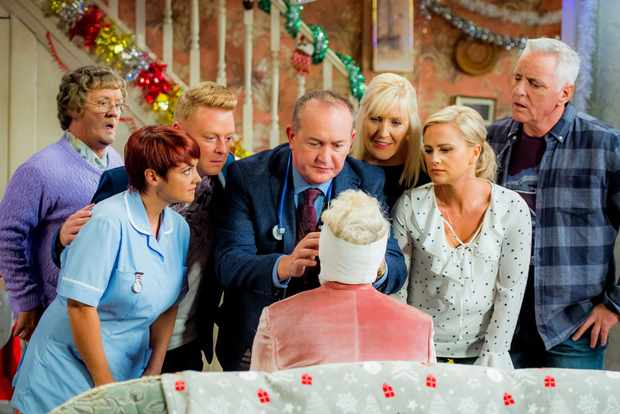 Who is the new Rory in Mrs Brown's Boys?