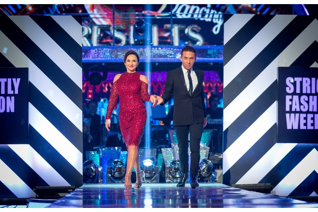 Strictly Come Dancing 2017 (BBC, EH)