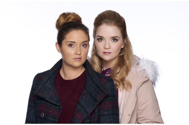 EastEnders - Lauren and Abi