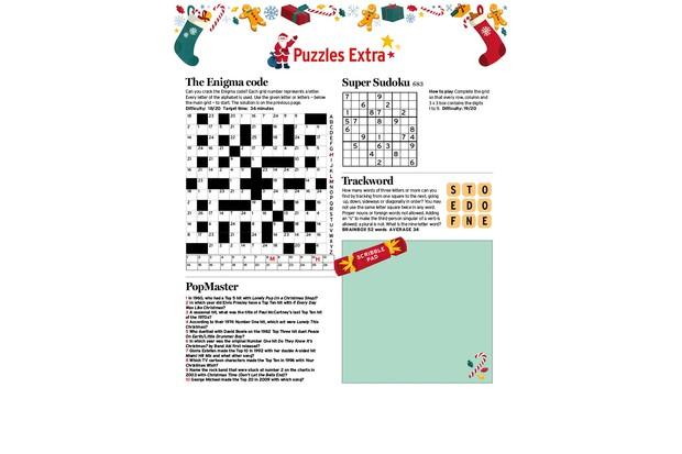 181206 Puzzles extra