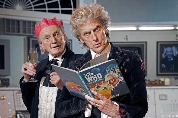 2017 Doctor Who Xmas 2