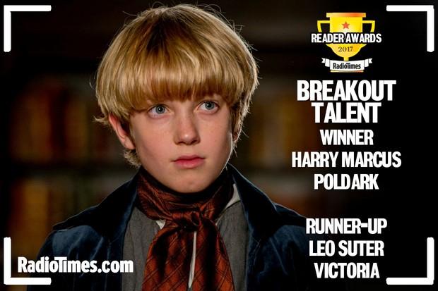 2017 Reader Awards Breakout Talent