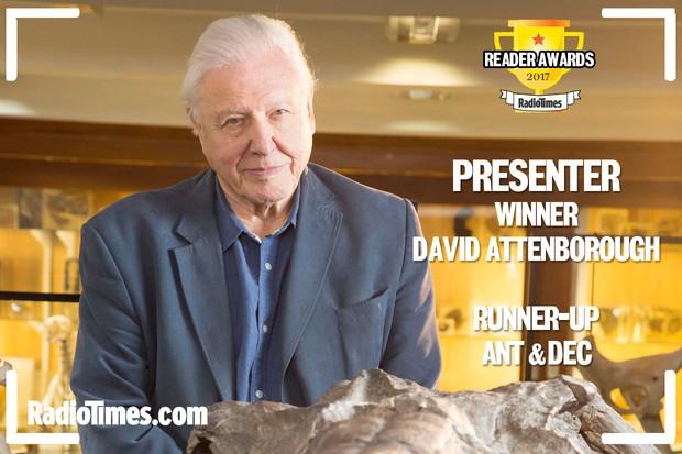 2017 Reader Awards Best Presenter