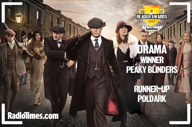2017 Reader Awards Best Drama