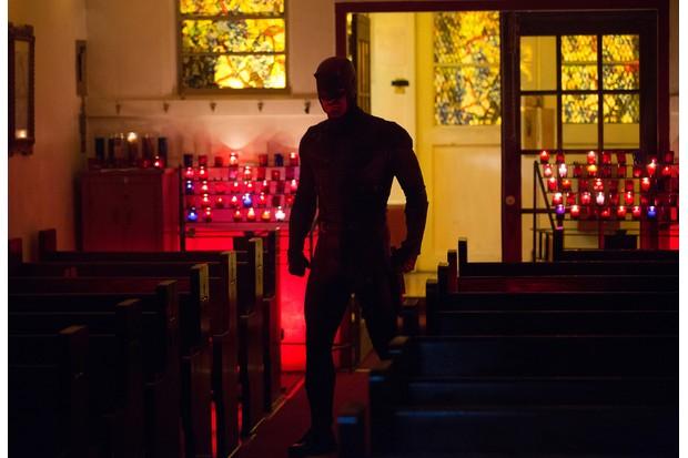 Marvel's Daredevil (Netflix, BA)