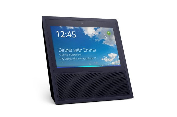 Amazon Echo Show, Amazon.co.uk, TG