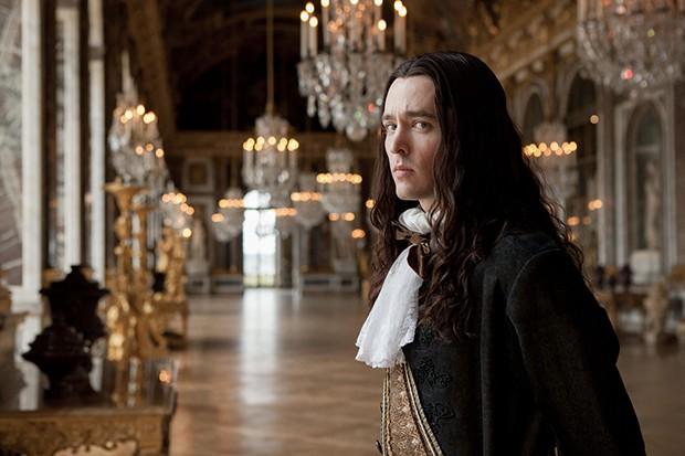 Alexander Vlahos plays Prince Philippe in Versailles