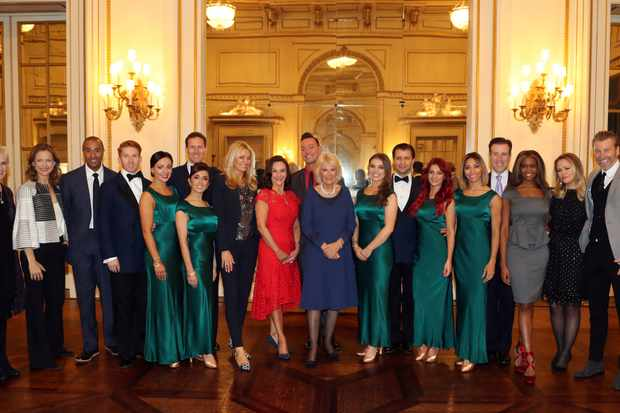 Strictly Come Dancing Buckingham Palace Event, Getty, BD