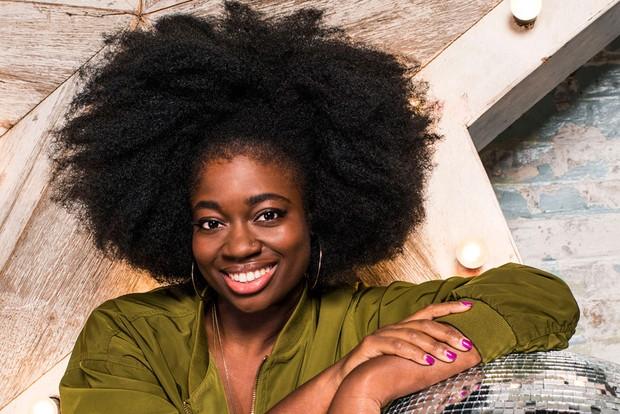 Clara Amfo BBC Radio 1 presenter Top of the Pops