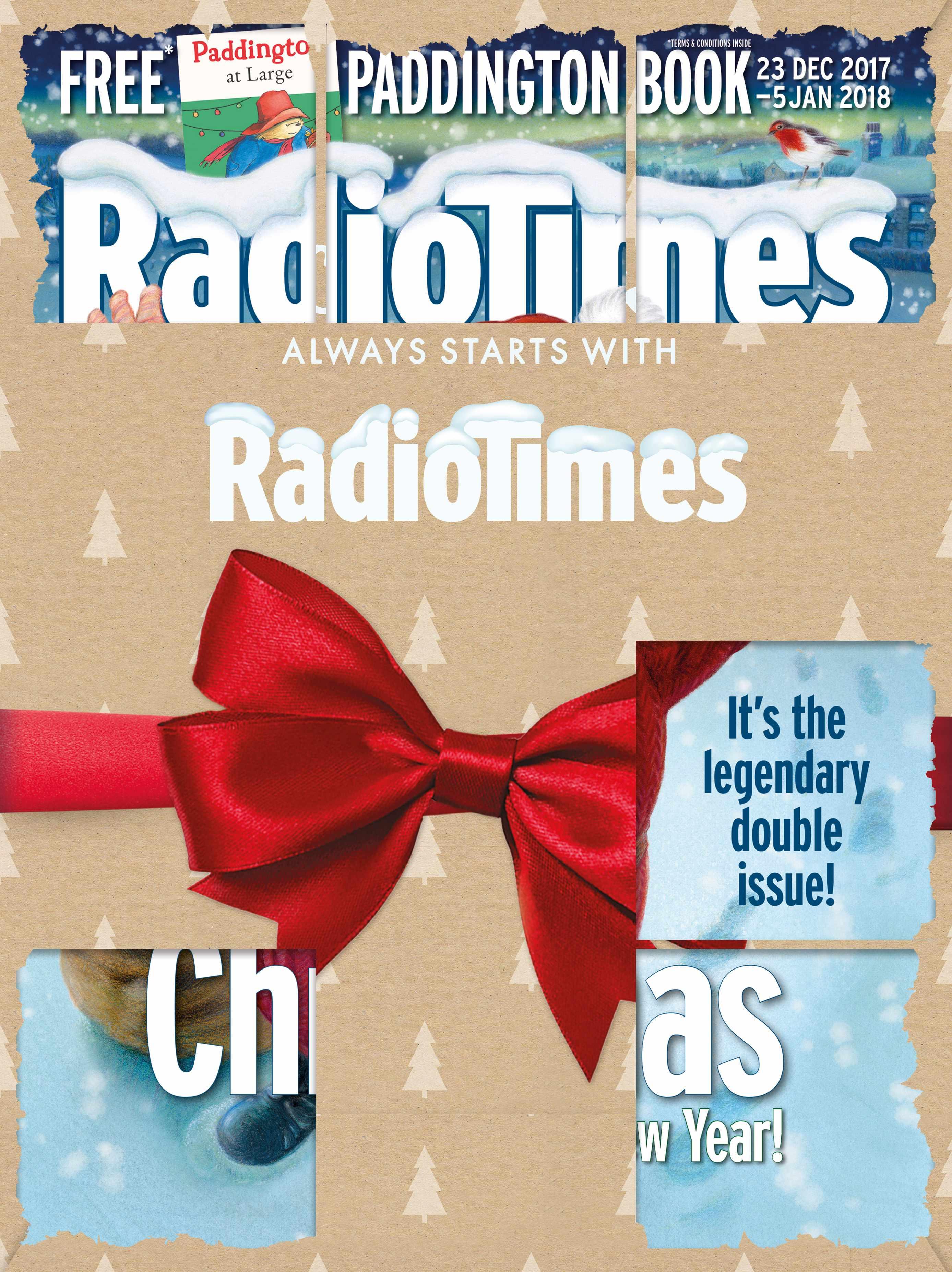 Christmas Radio Times 2017
