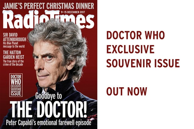 DOCTOR WHO 2017 COVER