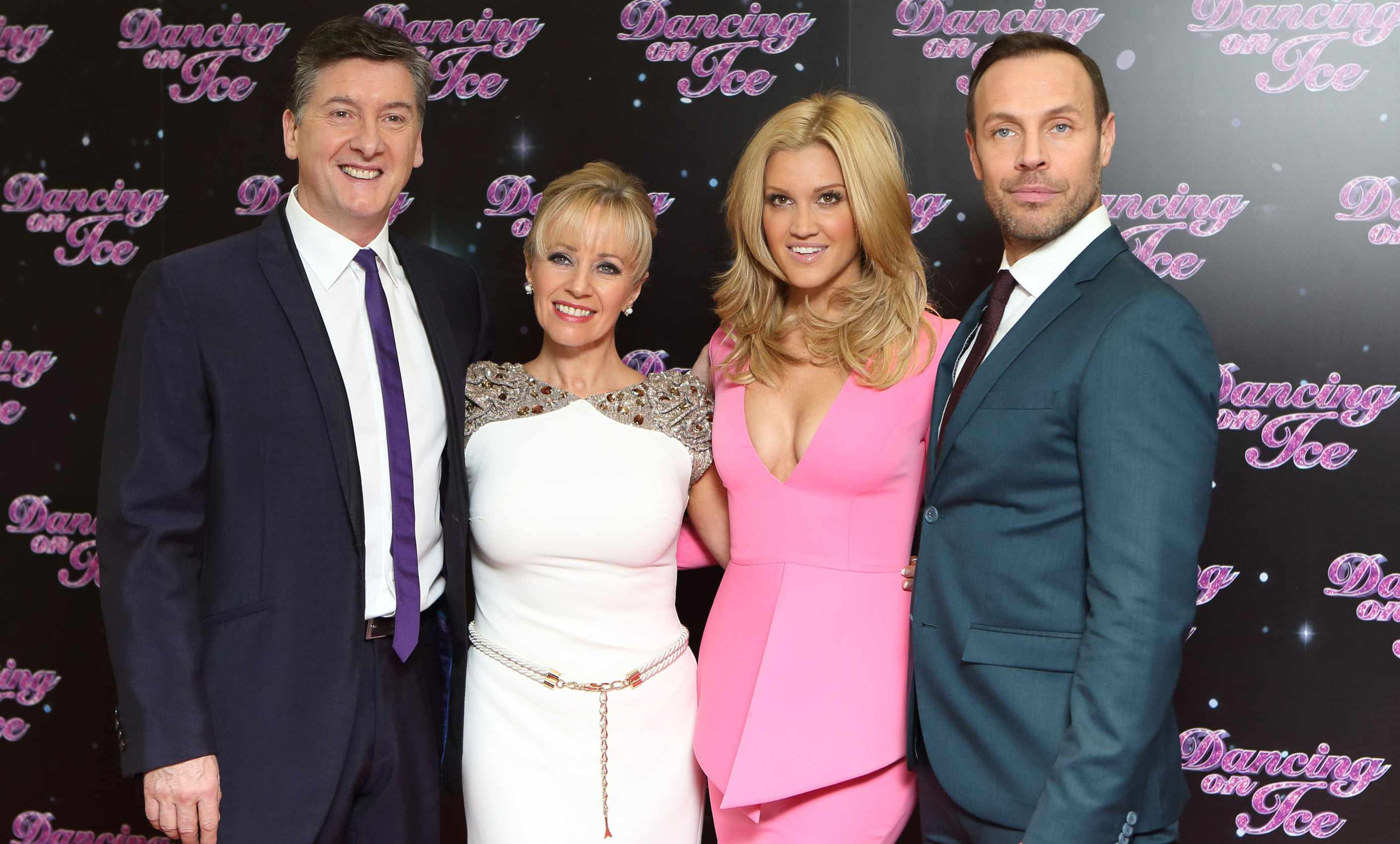 Dancing on Ice judging line-up 2013