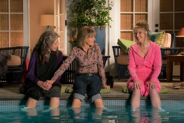Grace and Frankie (Netflix, BA)