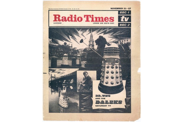 Dalek Invasion cover