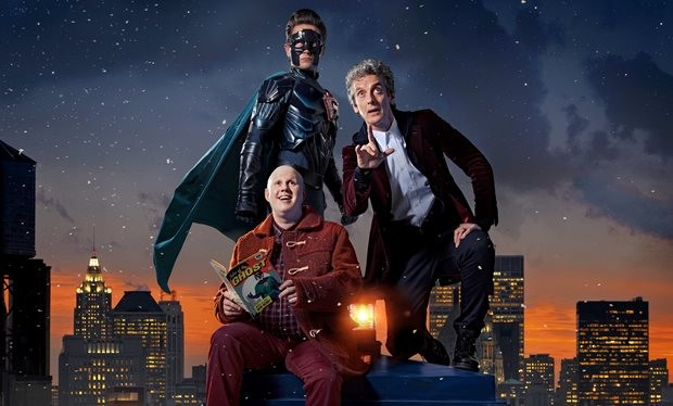 Doctor Who, BBC publicity still, BD