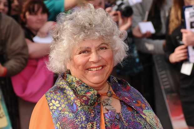 Miriam Margolyes (Getty, EH)