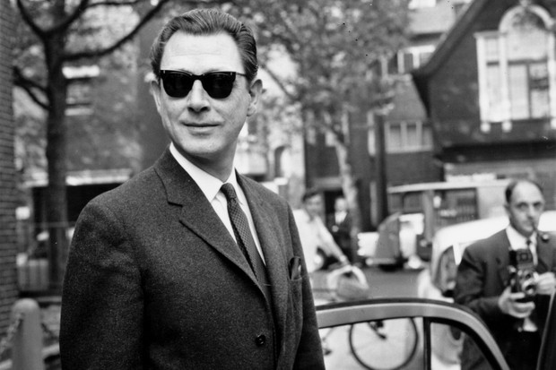 Dr Stephen Ward, a key figure in the Profumo affair, was put on trial for living off immoral earnings (Getty, JG)