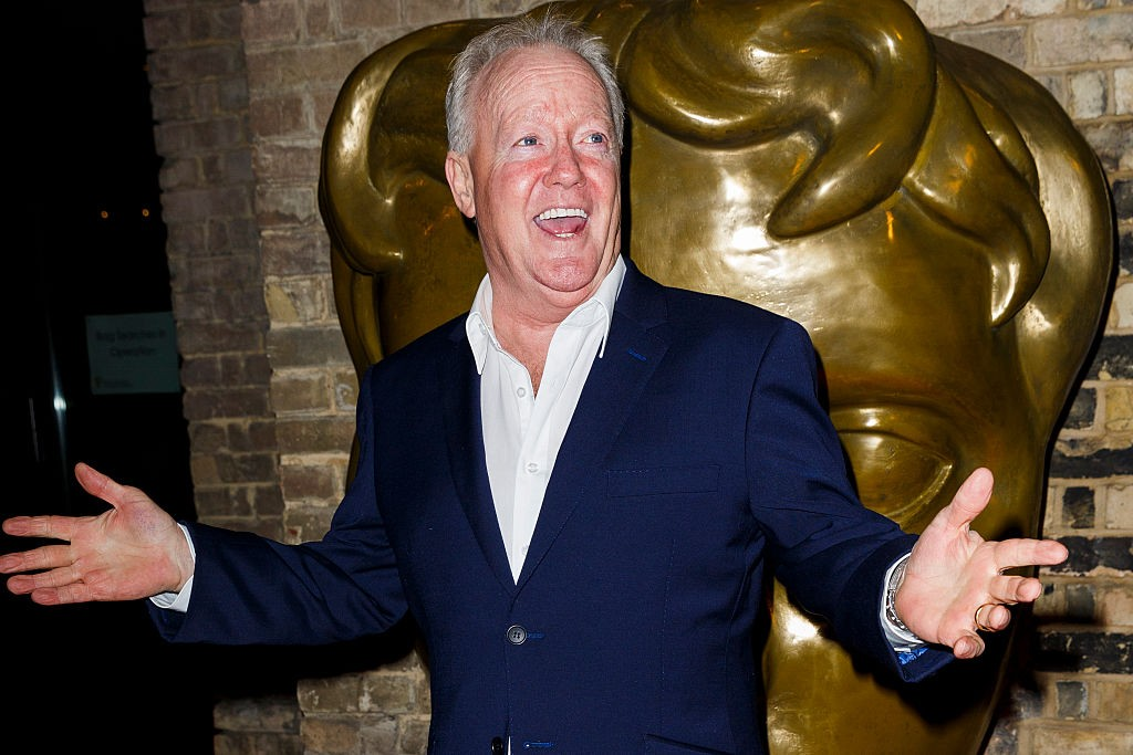 LONDON, ENGLAND - NOVEMBER 22:  Keith Chegwin attends the British Academy Children's Awards at The Roundhouse on November 22, 2015 in London, England.  (Photo by Tristan Fewings/Getty Images)