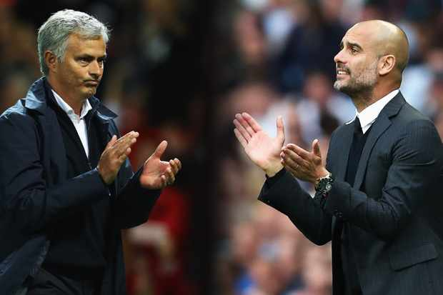 Manchester United v Manchester City - Premier League (Getty, EH)