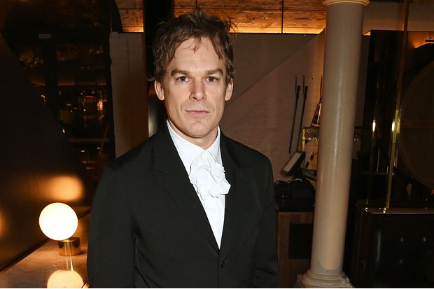 """LONDON, ENGLAND - NOVEMBER 08: Michael C Hall attends the press night after party for """"Lazarus"""" at the King's Cross Theatre on November 8, 2016 in London, England. (Photo by David M. Benett/Dave Benett/Getty Images, BA)"""
