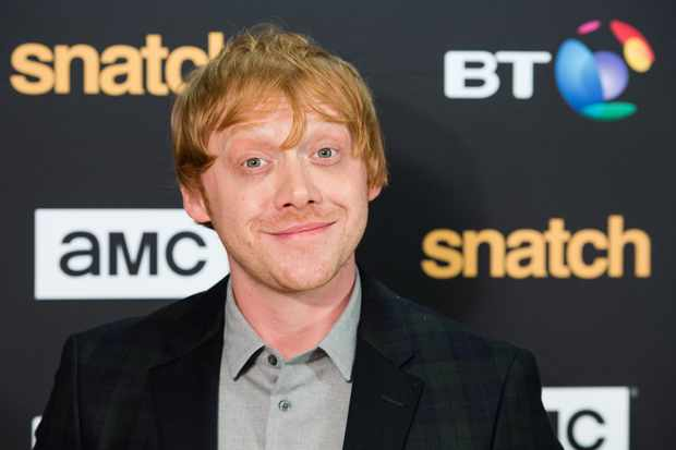 Rupert Grint (getty,mh)