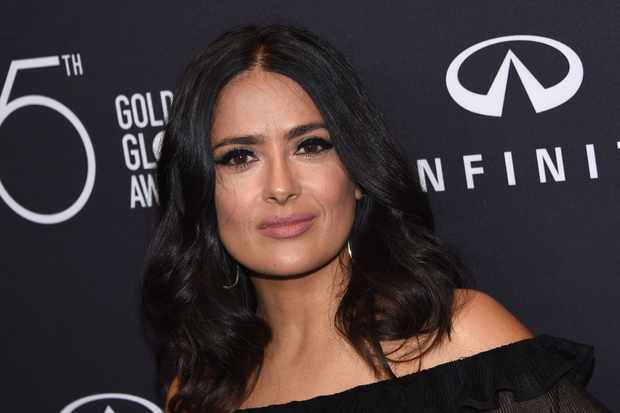 Salma Hayek (Getty, EH)