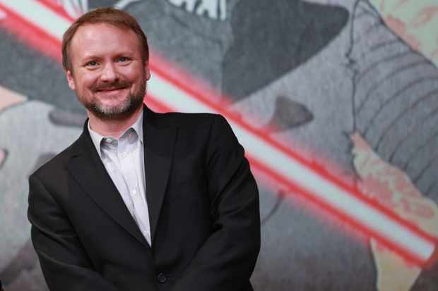Rian Johnson (Getty, EH)