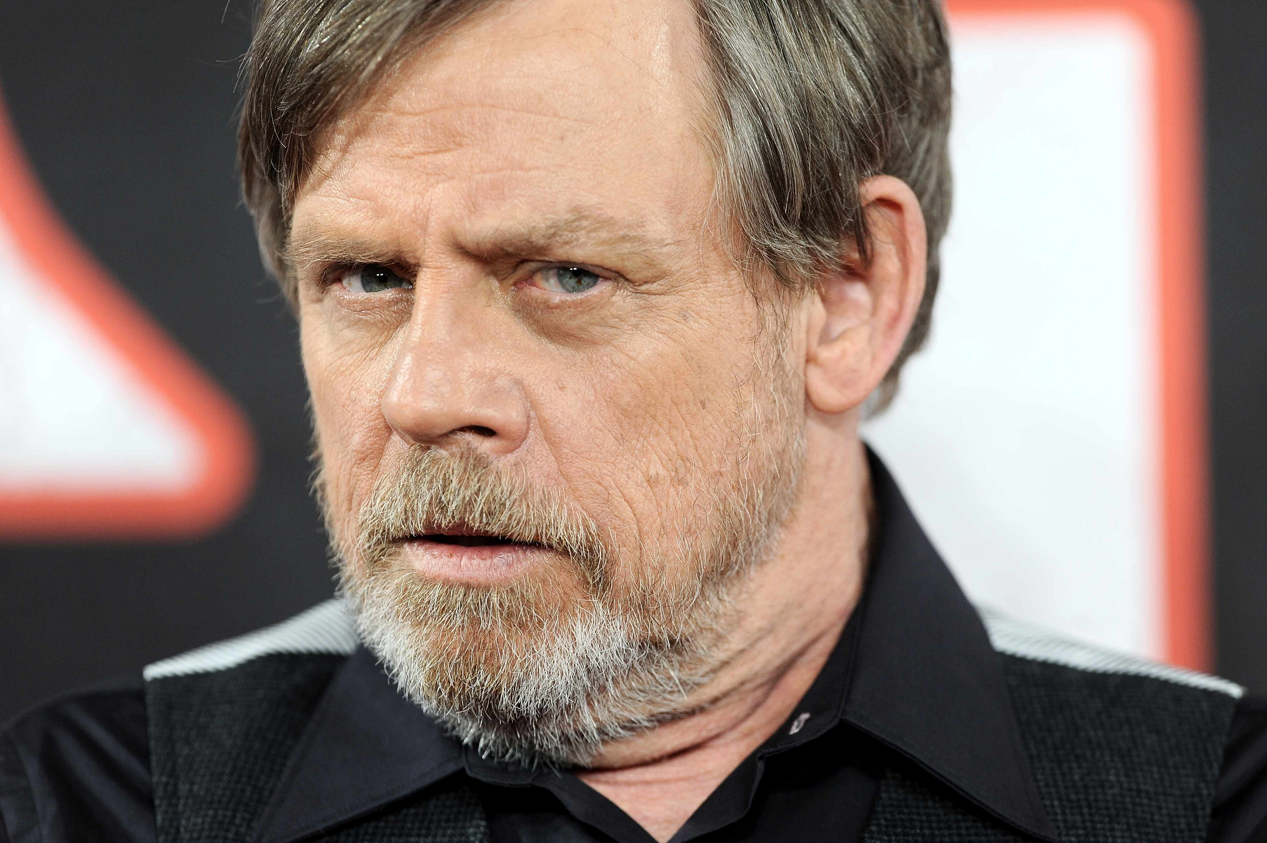 Mark Hamill Star Wars (Getty, EH)