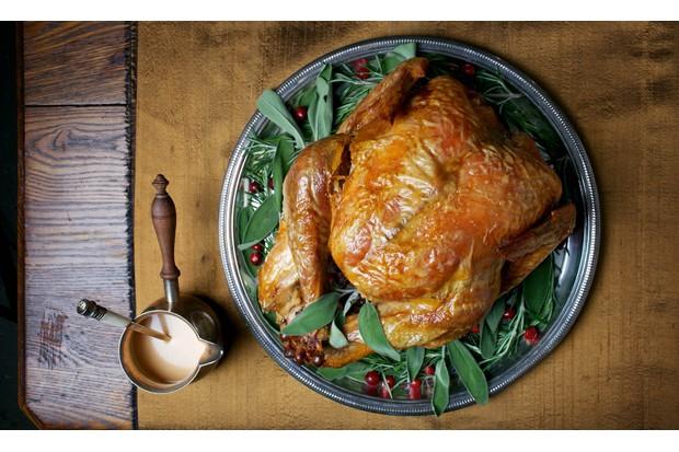 Roast Turkey - Getty