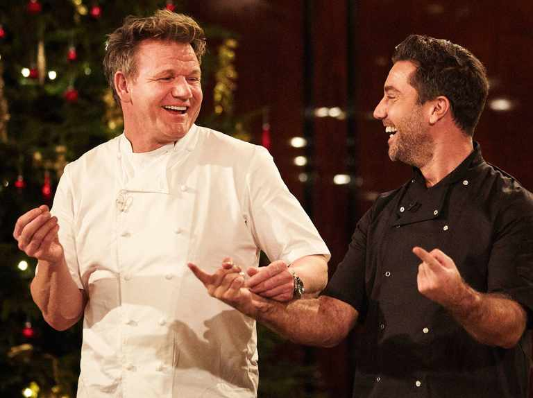 Gordon Ramsay Christmas Turkey.How To Cook Christmas Dinner According To Gordon Ramsay And