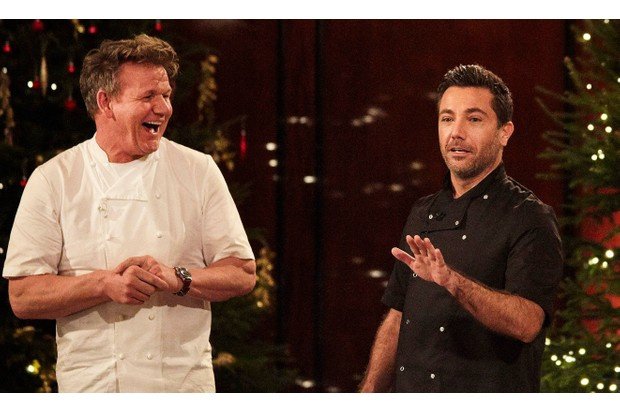 Gordon, Gino and Fred's Great Christmas Roast