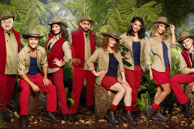 I'm a Celebrity 2017 contestants (ITV, JG)