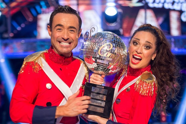 Strictly Come Dancing 2017 - TX13 LIVE SHOW