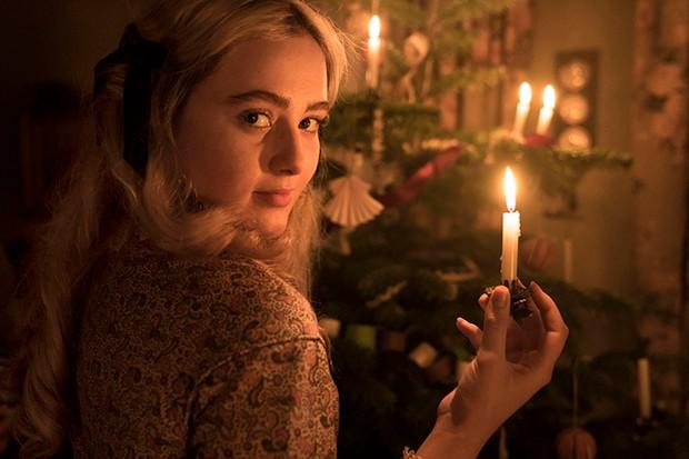Little Women –Kathryn Newton as Amy