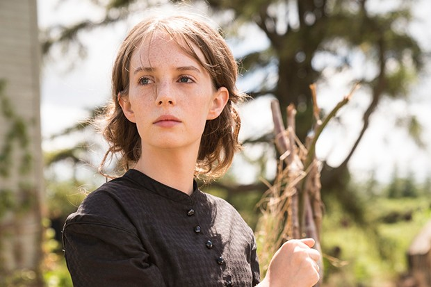 Little Women – Maya Hawke as Jo