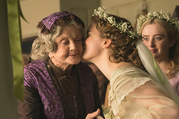 Little Women – Angela Lansbury as Aunt March