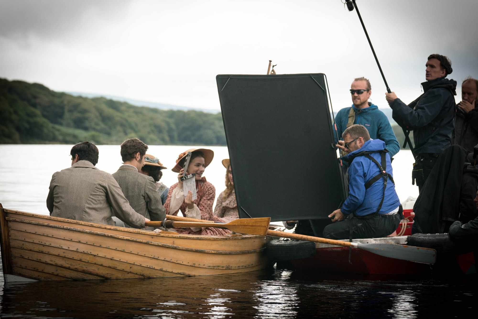 Little Women filming in Ireland