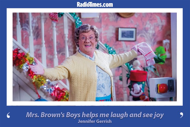 Mrs Brown Fan Tribute - Jennifer Gerrish