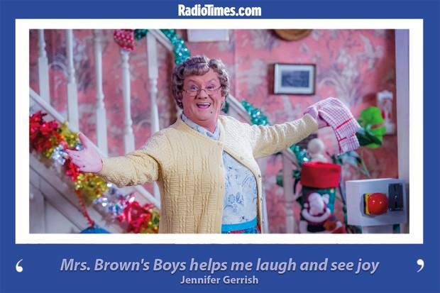 Mrs Brown Fan Tribute - Jennifer Gerrish