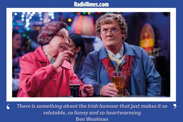 Mrs Brown Fan Tribute - Ben Woolman