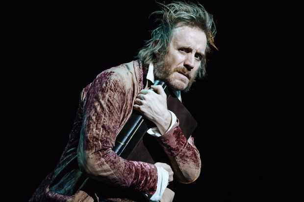 Christmas Carol Scrooge.A Christmas Carol Review Rhys Ifans Makes A Fabulous